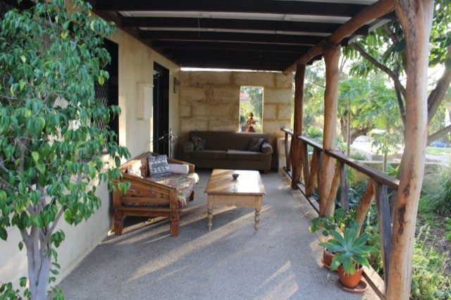 Picture of Kraal front deck