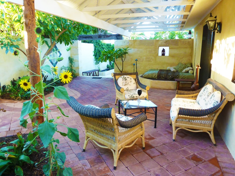 Photo of Kottaj Courtyard